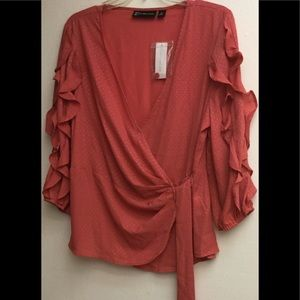 Brand New ,New York & Co. Blouse